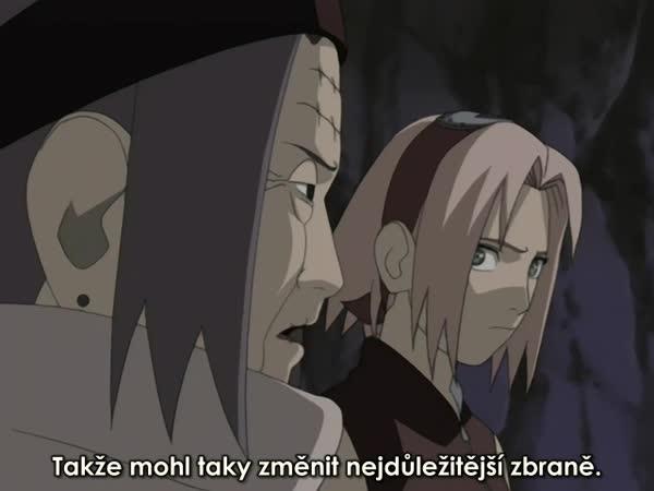 Naruto Shippuuden 20: Hiruko vs. dvě kunoichi - BORUTO.EU