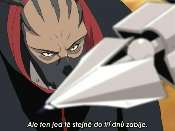 Naruto Shippuuden 25: Tři minuty mezi životem a smrtí - BORUTO.EU
