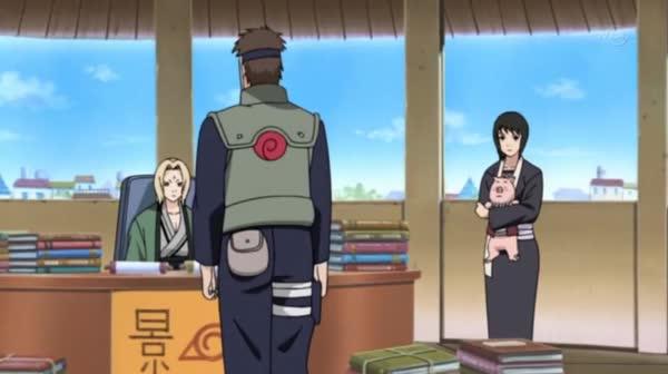 Naruto Shippuuden 62: Člen týmu