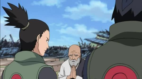 Naruto Shippuuden 75: Modlitba starého mnicha - NARUTO-SHIPPUDEN.EU