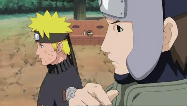 Naruto Shippuuden 83: Cíl zaměřen