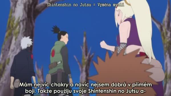Naruto Shippuuden 85: Hrozivé tajemství - BORUTO.EU