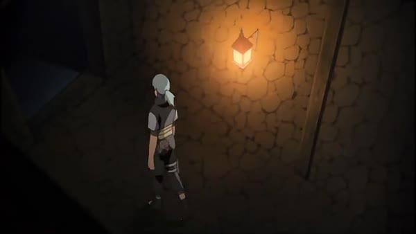 Naruto Shippuuden 90: Shinobiho rozhodnutí