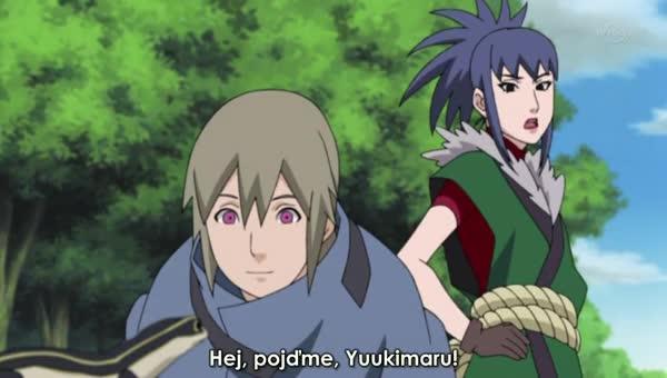 Naruto Shippuuden 95: Dva talismany