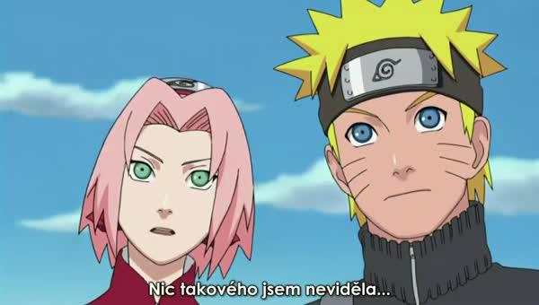 Naruto Shippuuden 97: Labyrint zkreslených odrazů