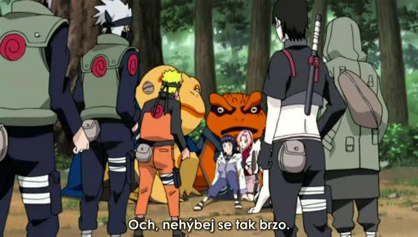 Naruto Shippuuden 98: Cíl na obzoru - BORUTO.EU