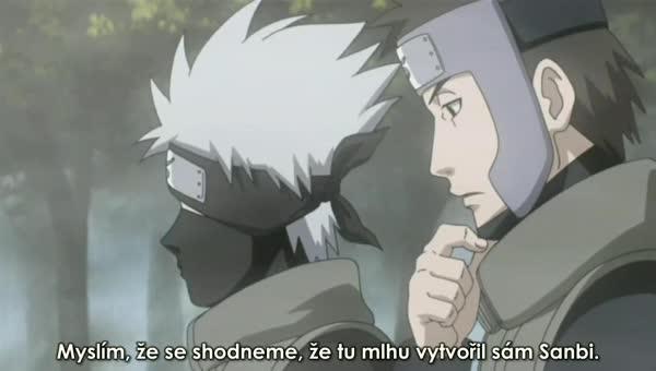 Naruto Shippuuden 100: V mlze - BORUTO.EU