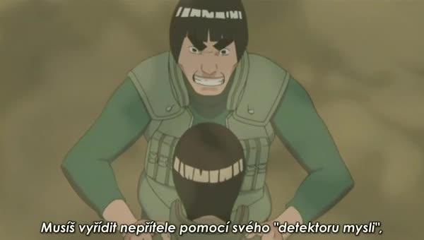 Naruto Shippuuden 103: Čtyřrohá pečeťící bariéra - NARUTO-SHIPPUDEN.EU