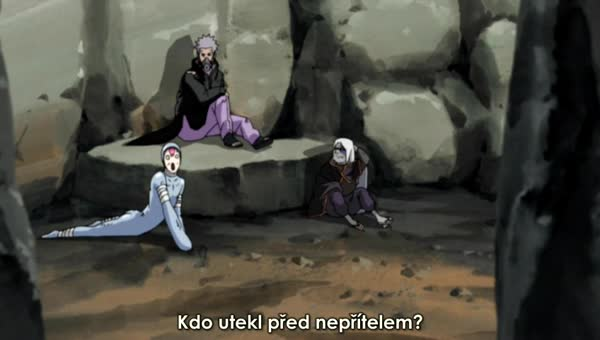 Naruto Shippuuden 107: Znepřátelení spojenci - BORUTO.EU