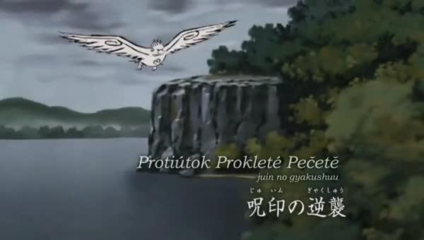 Naruto Shippuuden 109: Protiútok Prokleté pečetě