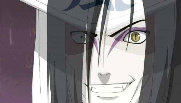 Naruto Shippuuden 113: Učeň velkého hada