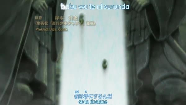 Naruto Shippuuden 115: Zabuzova čepel