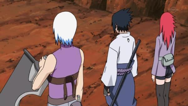 Naruto Shippuuden 117: Juugo ze severního úkrytu - BORUTO.EU