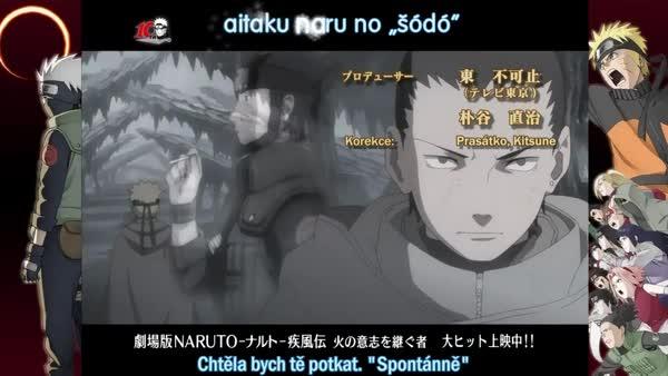 Naruto Shippuuden 122: Lov - NARUTO-SHIPPUDEN.EU