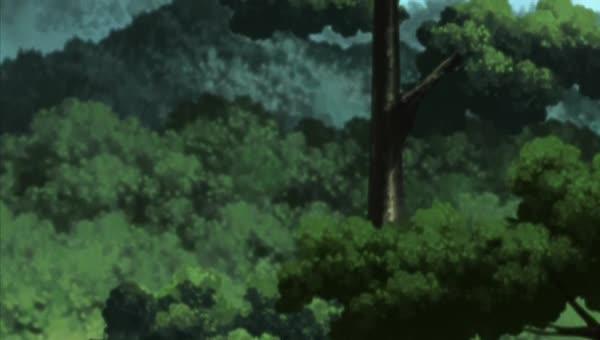 Naruto Shippuuden 127: Příběh odvážného ninji - Jiraiyův ninja svitek (Část 1)