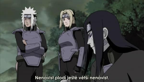 Naruto Shippuuden 128: Příběh odvážného ninji - Jiraiyův ninja svitek (Část 2) - BORUTO.EU