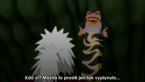 Naruto Shippuuden 130: Muž, který se stal Bohem