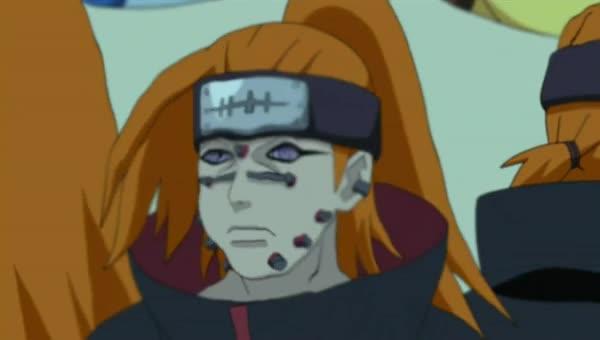 Naruto Shippuuden 132: Pein Šesti cest, setkání - NARUTO-SHIPPUDEN.EU