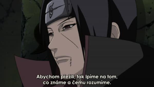 Naruto Shippuuden 136: Světlo a temnota Mangekyou Sharinganu - BORUTO.EU