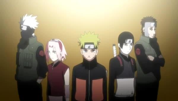 Naruto Shippuuden 138: Konec