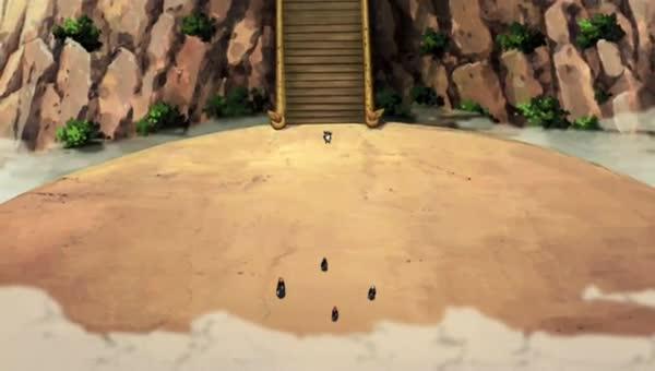 Naruto Shippuuden 142: Bitva v Roklině blesků - NARUTO-SHIPPUDEN.EU
