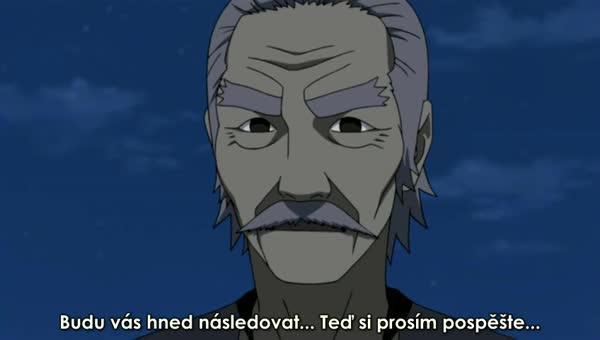 Naruto Shippuuden 144: Poutník