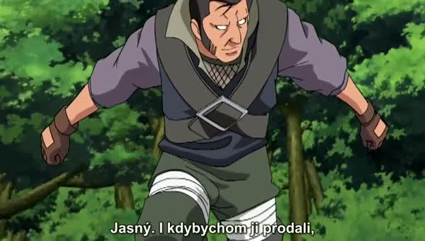 Naruto Shippuuden 145: Dědic zakázané techniky - BORUTO.EU