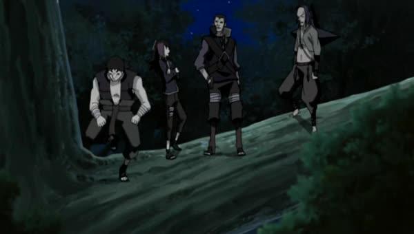 Naruto Shippuuden 146: Dědicovo přání