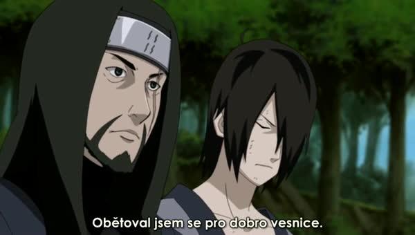 Naruto Shippuuden 147: Minulost ničemného ninji - BORUTO.EU