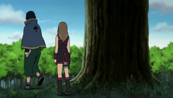 Naruto Shippuuden 149: Loučení