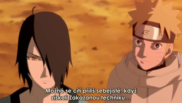 Naruto Shippuuden 149: Loučení - NARUTO-SHIPPUDEN.EU