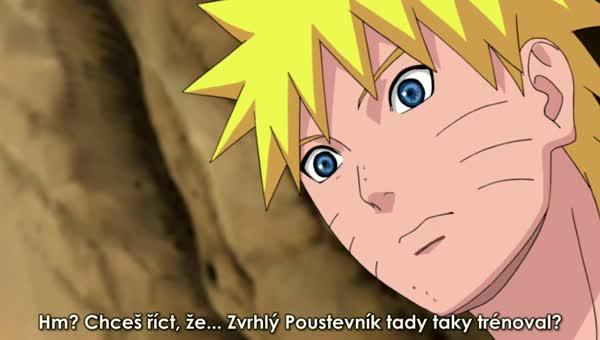 Naruto Shippuuden 156: Překonání mistra - BORUTO.EU