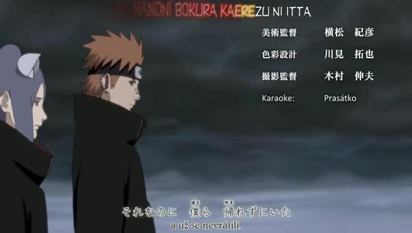 Naruto Shippuuden 163: Výbuch! Sennin mód - BORUTO.EU