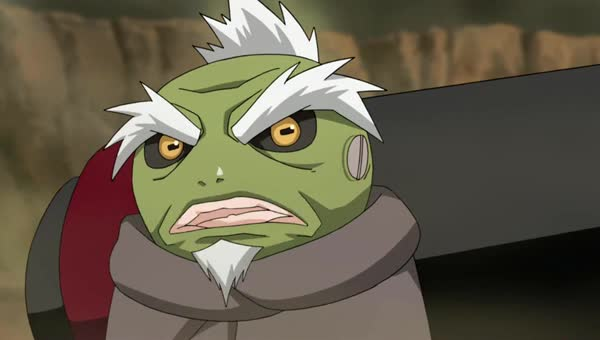 Naruto Shippuuden 165: Kyuubi chycen!