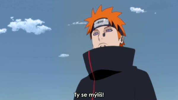 Naruto Shippuuden 166: Vyznání