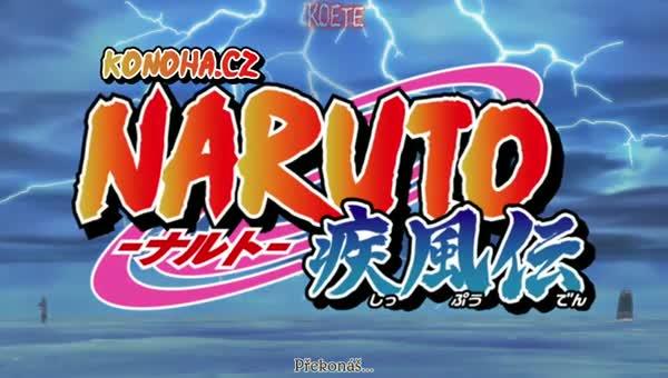 Naruto Shippuuden 169: Dva studenti