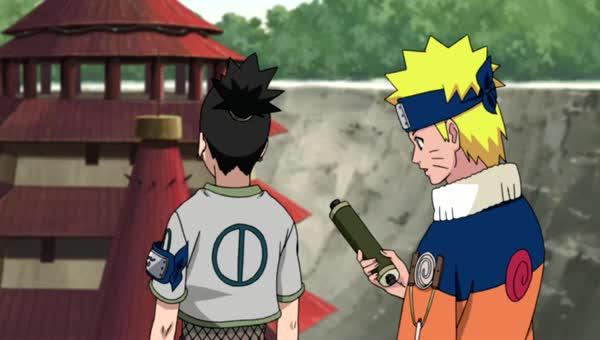 Naruto Shippuuden 171: Velké dobrodružství! Honba za odkazem Čtvrtého Hokage - BORUTO.EU