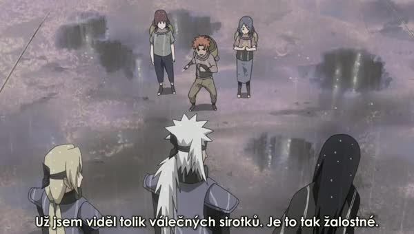 Naruto Shippuuden 173: Peinův původ - BORUTO.EU