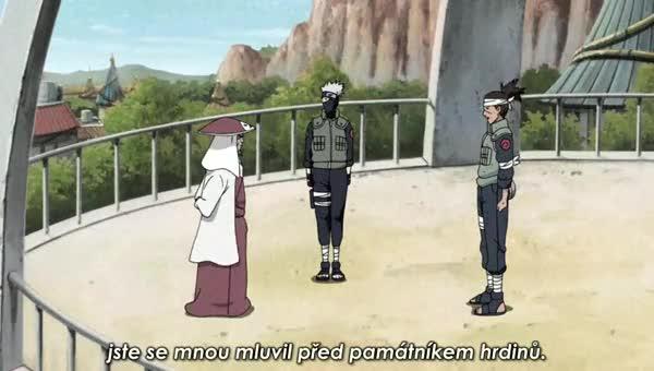 Naruto Shippuuden 177: Irukova muka - NARUTO-SHIPPUDEN.EU
