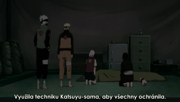 Naruto Shippuuden 179: Pověřený jounin, Hatake Kakashi