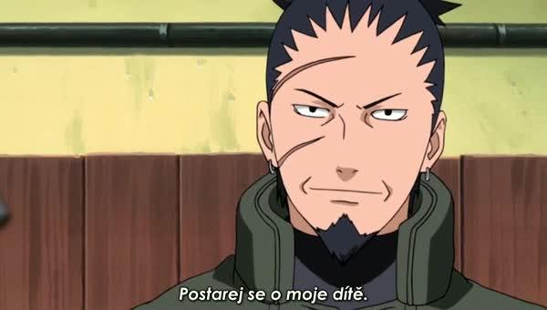 Naruto Shippuuden 179: Pověřený jounin, Hatake Kakashi - BORUTO.EU