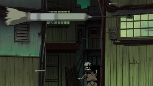 Naruto Shippuuden 183: Naruto: Vzpoura