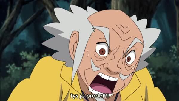 Naruto Shippuuden 184: Výpad! Tým Tenten - BORUTO.EU