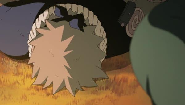 Naruto Shippuuden 187: Kurážný učitel a student: Trénink - BORUTO.EU