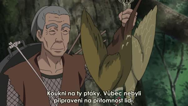 Naruto Shippuuden 190: Naruto a starý voják - BORUTO.EU