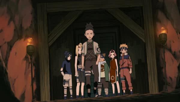 Naruto Shippuuden 195: Spolupráce týmu 10 - BORUTO.EU
