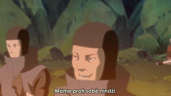 Naruto Shippuuden 196: Vstříc temnotě - BORUTO.EU