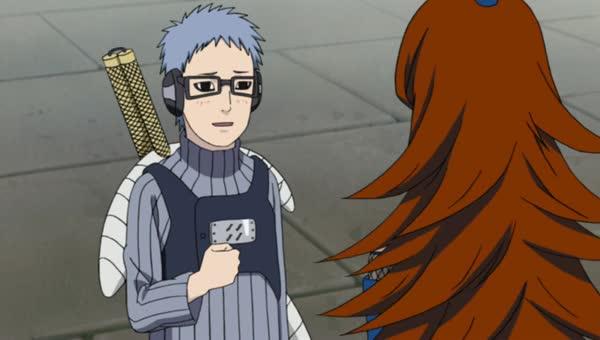 Naruto Shippuuden 199: Příchod Pěti Kagů