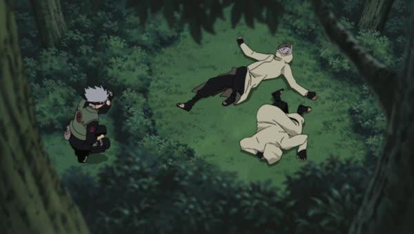Naruto Shippuuden 199: Příchod Pěti Kagů - BORUTO.EU
