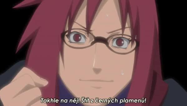 Naruto Shippuuden 203: Sasukeho cesta nindži - BORUTO.EU